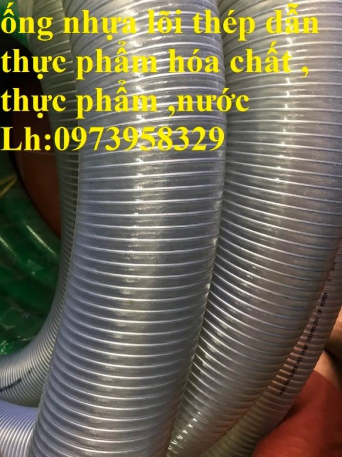 Báo giá ống nhựa lõi thép dẫn hóa chất , xăng dầu , nước , thực phẩm D200,7