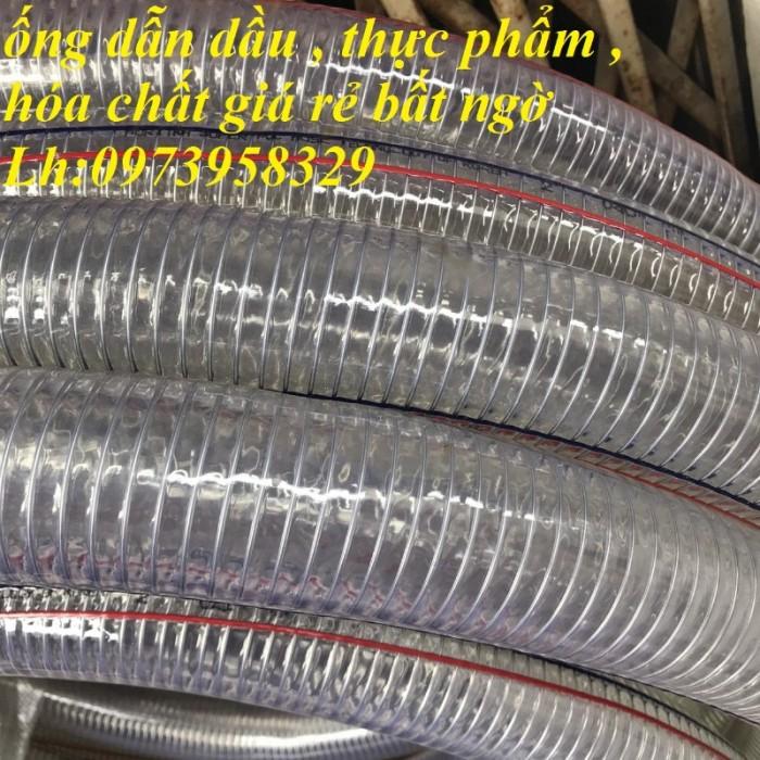 Báo giá ống nhựa lõi thép dẫn hóa chất , xăng dầu , nước , thực phẩm D200,12