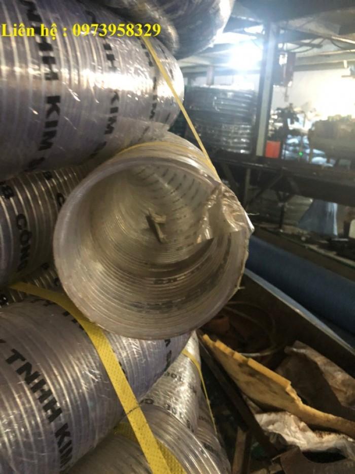 Báo giá ống nhựa lõi thép dẫn hóa chất , xăng dầu , nước , thực phẩm D200,14