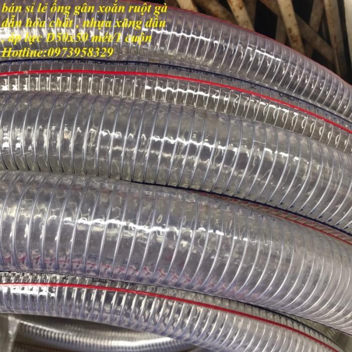 Báo giá ống nhựa lõi thép dẫn hóa chất , xăng dầu , nước , thực phẩm D200,17