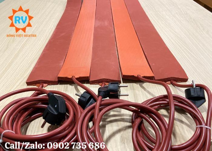 Điện trở silicon L 2500 x 80 /230V-650W3