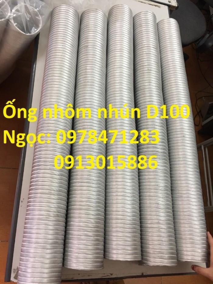 Ống nhôm nhún D80, D100, D125, D150, D200, D250, D300, D350, D400, D450, D5000
