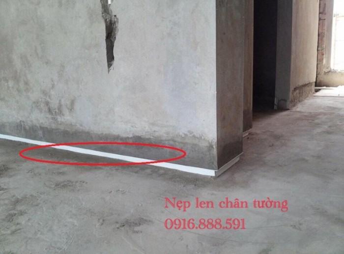 Nẹp tách khe sàn - Nẹp chặn vữa - Nẹp tạo len chân tường chống thấm.0