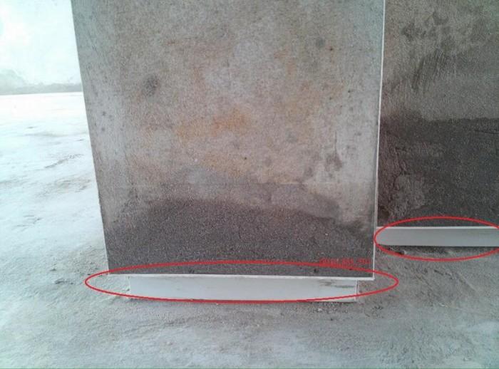 Nẹp tách khe sàn - Nẹp chặn vữa - Nẹp tạo len chân tường chống thấm.5