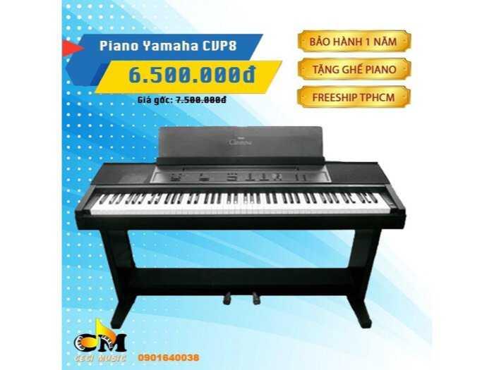 Piano Yamaha cvp80