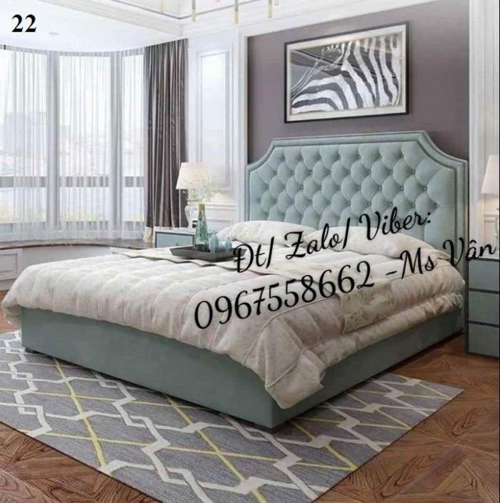 cần mua giường ngủ bọc nệm đẹp tphcm 11