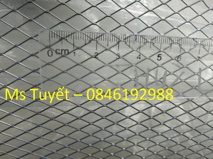 Lưới thép tô tường chống nứt dây 0.4li, mắt 6x12mm, mắt 10x20mm0