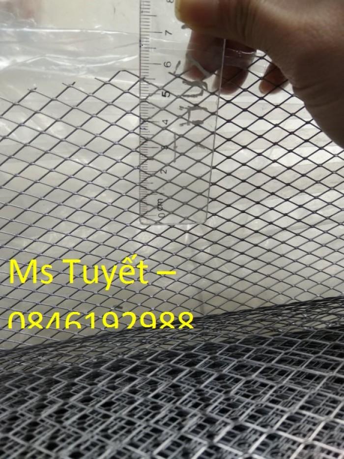 Lưới thép tô tường chống nứt dây 0.4li, mắt 6x12mm, mắt 10x20mm1