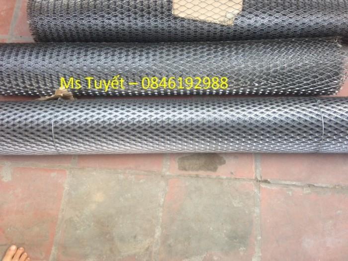 Lưới thép tô tường chống nứt dây 0.4li, mắt 6x12mm, mắt 10x20mm5