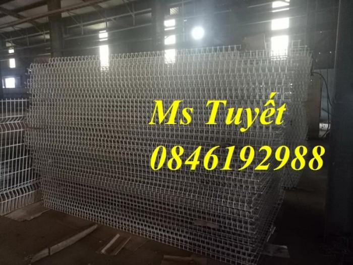Hàng rào lưới thép mạ kẽm, lưới thép điện phân, sản xuất và lắp đặt14