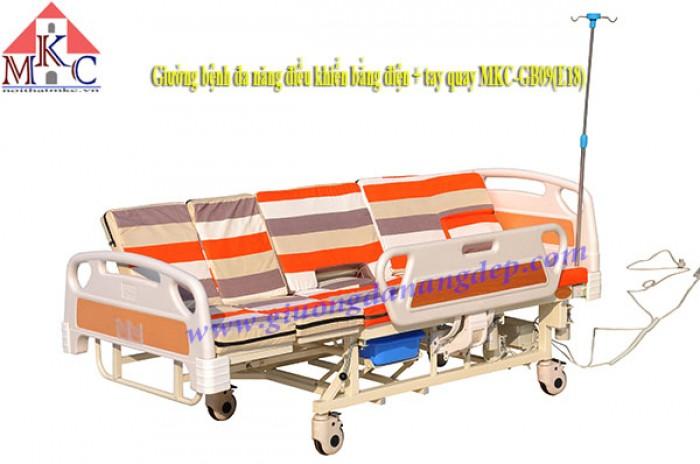Các mẫu giường bệnh điều khiển bằng điện giá chỉ 10.5tr3
