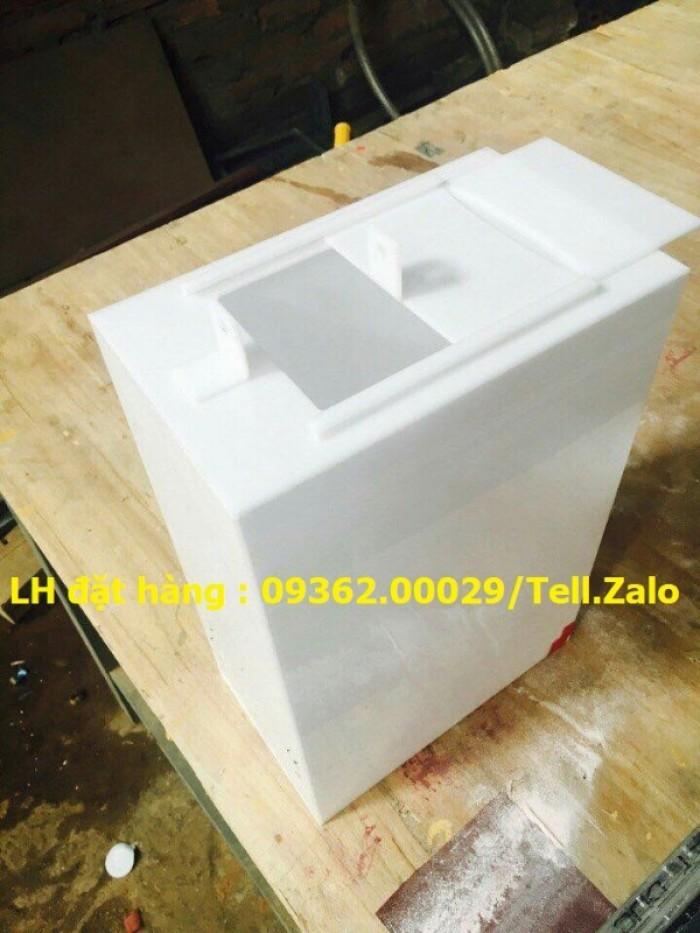 Chuyên cung cấp các loại hòm phiếu mica, thùng bốc thăm trúng thưởng, thùng t6