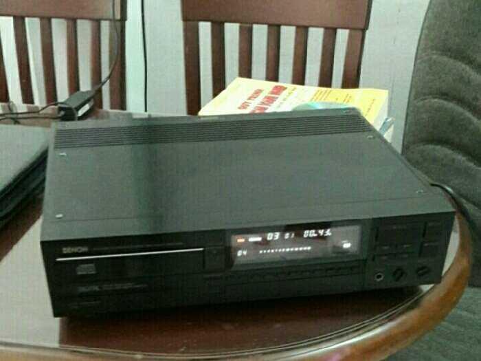 CD DENON ( DCD 3300 ) Hang bai0