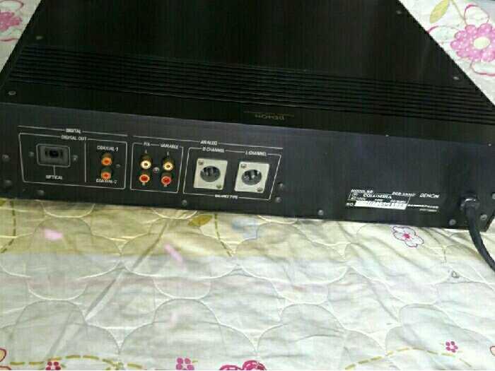 CD DENON ( DCD 3300 ) Hang bai4