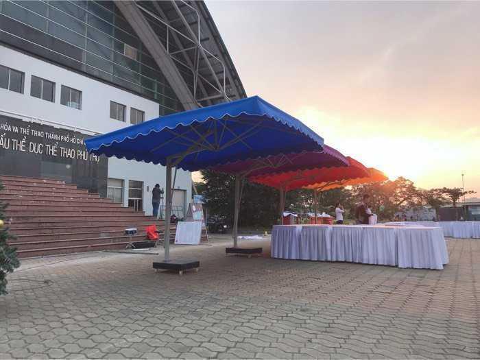 Dù che nắng ngoài trời nội thất Nguyễn hoàng1