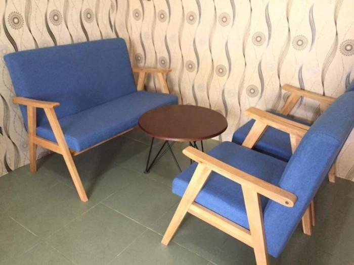 Sofa cafe phòng lạnh giá rẻ tại xưỡng sản xuất4