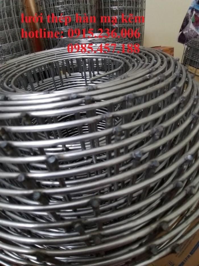 Lưới Thép Hàn D3 A 50X50 Khổ 1Mx15M, 1,2x15m, 1,5x15m Giá tốt, hàng sẵn kho0