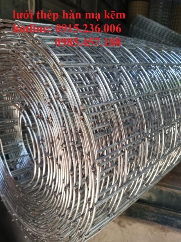 Lưới Thép Hàn D3 A 50X50 Khổ 1Mx15M, 1,2x15m, 1,5x15m Giá tốt, hàng sẵn kho2