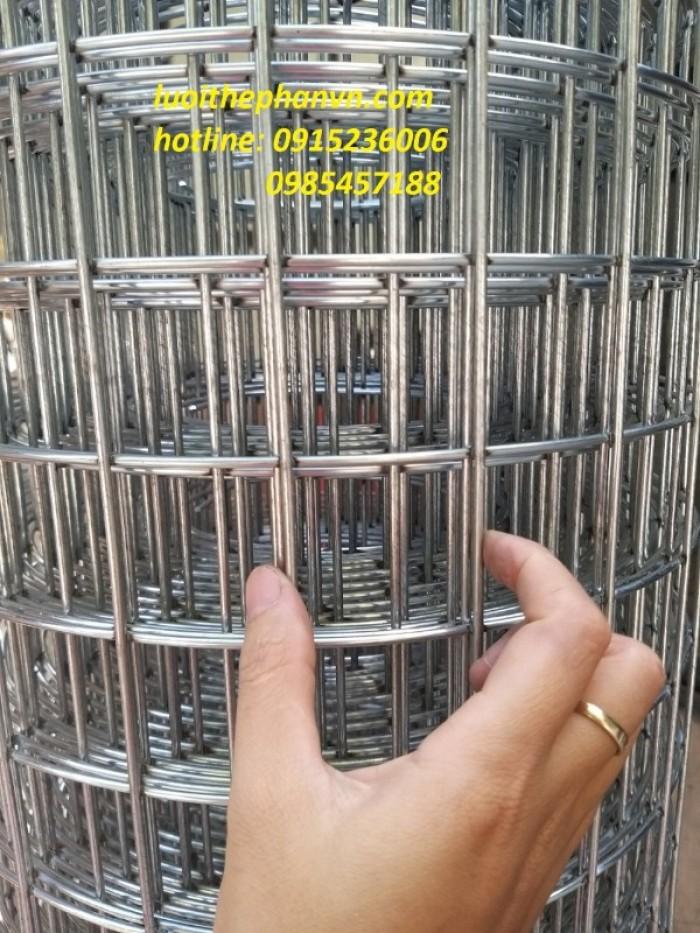 Lưới Thép Hàn D3 A 50X50 Khổ 1Mx15M, 1,2x15m, 1,5x15m Giá tốt, hàng sẵn kho3