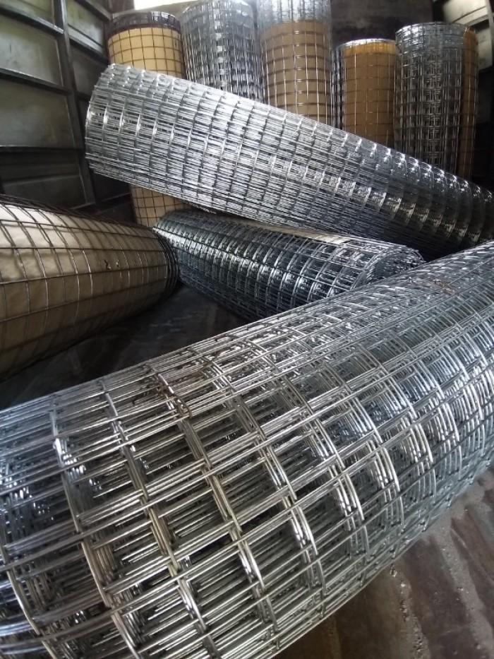 Lưới Thép Hàn D3 A 50X50 Khổ 1Mx15M, 1,2x15m, 1,5x15m Giá tốt, hàng sẵn kho1