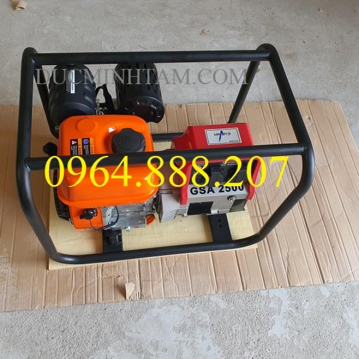 Máy phát điện 2Kw GSA 25003