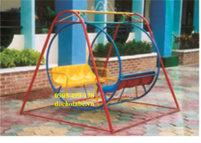 Đu treo hình tròn tại huế6