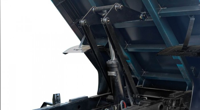 Xe ben mới Kia New Frontier K250B -  xe ben hàn quốc1