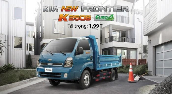 Xe ben mới Kia New Frontier K250B -  xe ben hàn quốc6