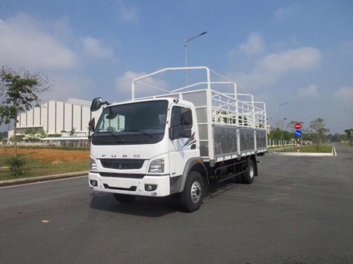 Khuyến Mãi 100% lệ phí trước bạ xe tải Mitsubishi Fuso Canter1
