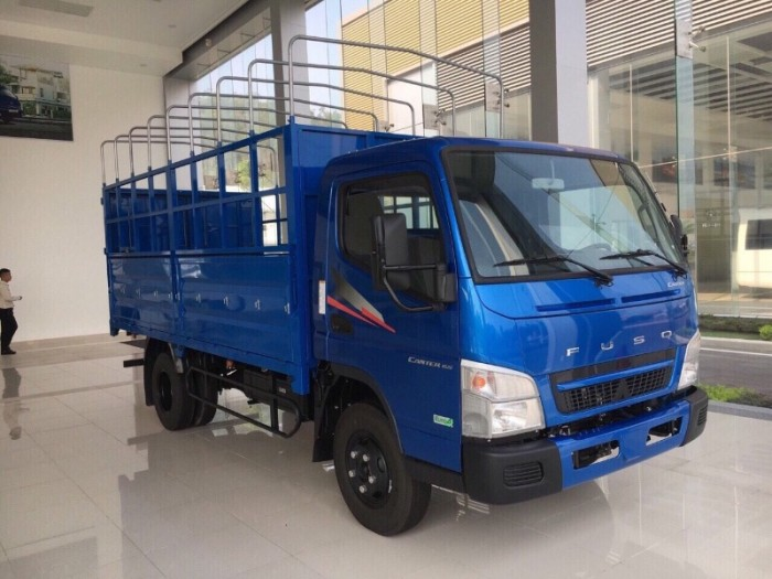 Khuyến Mãi 100% lệ phí trước bạ xe tải Mitsubishi Fuso Canter4