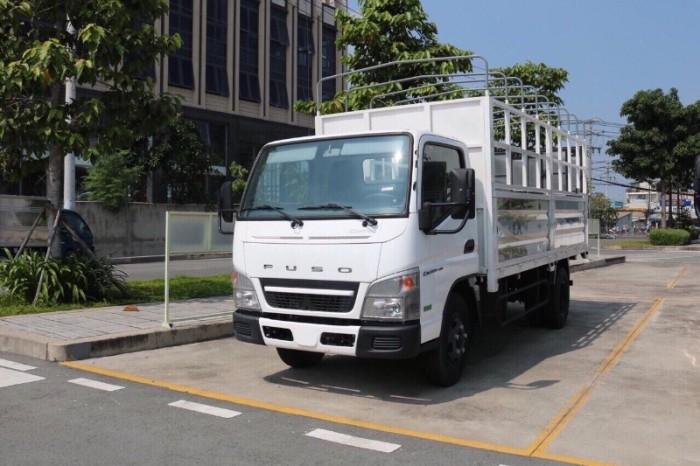 Khuyến Mãi 100% lệ phí trước bạ xe tải Mitsubishi Fuso Canter2