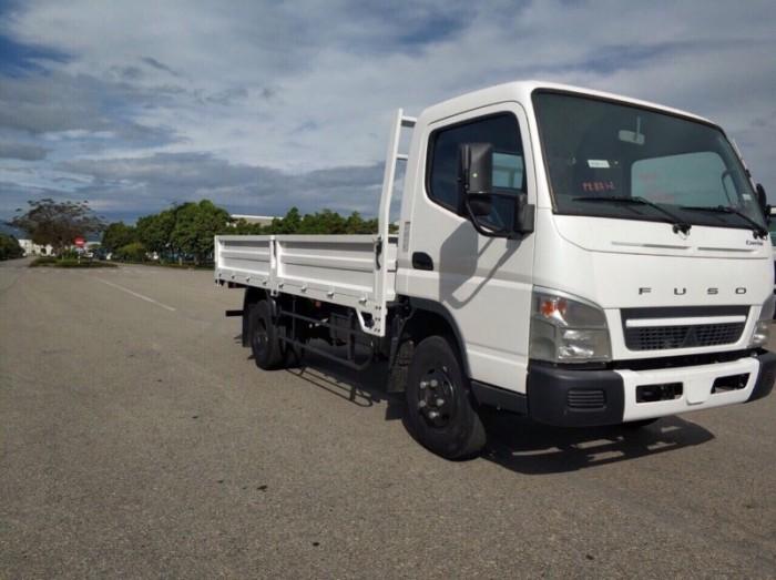 Khuyến Mãi 100% lệ phí trước bạ xe tải Mitsubishi Fuso Canter6