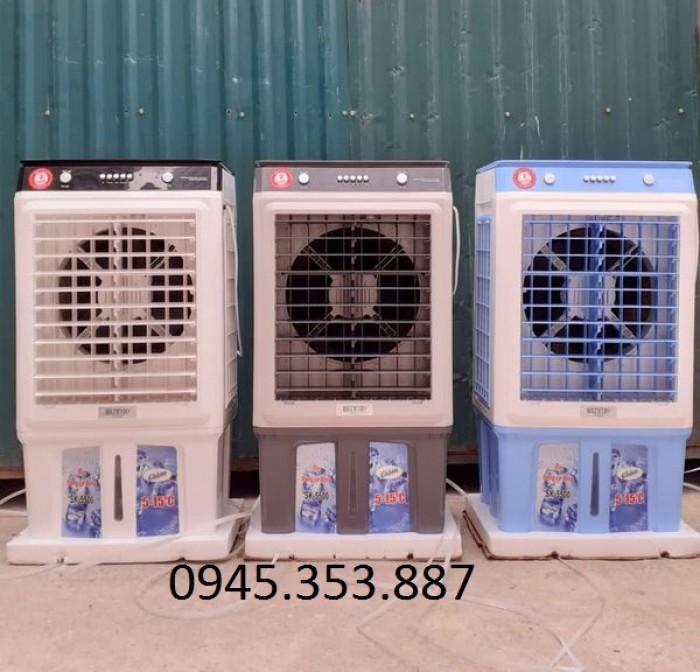 Quạt điều hòa không khí BENNIX BN-5500 Thái Lan giá rẻ0