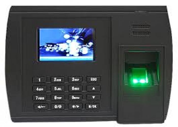 Máy chấm công Ronald jack 5000 TC - kết nối wifi giá rẻ0