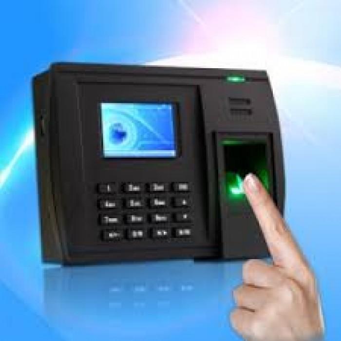 Máy chấm công Ronald jack 5000 TC - kết nối wifi giá rẻ1