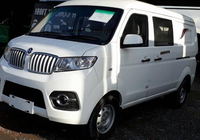 Bán xe tải Xe Van 750kg  Dongben X30 V5  #Xe Bán tải 5 chỗ  & 2 chỗ  #Dongben X30-V