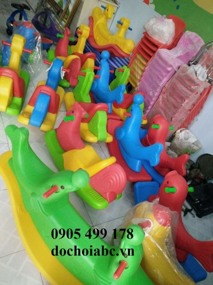 đồ chơi trẻ em, bập bênh mầm non giá rẻ chất lượng cao5