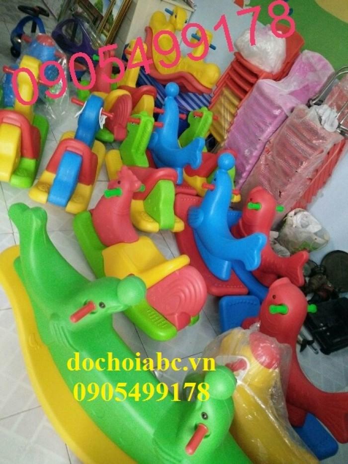 đồ chơi trẻ em, bập bênh mầm non giá rẻ chất lượng cao7