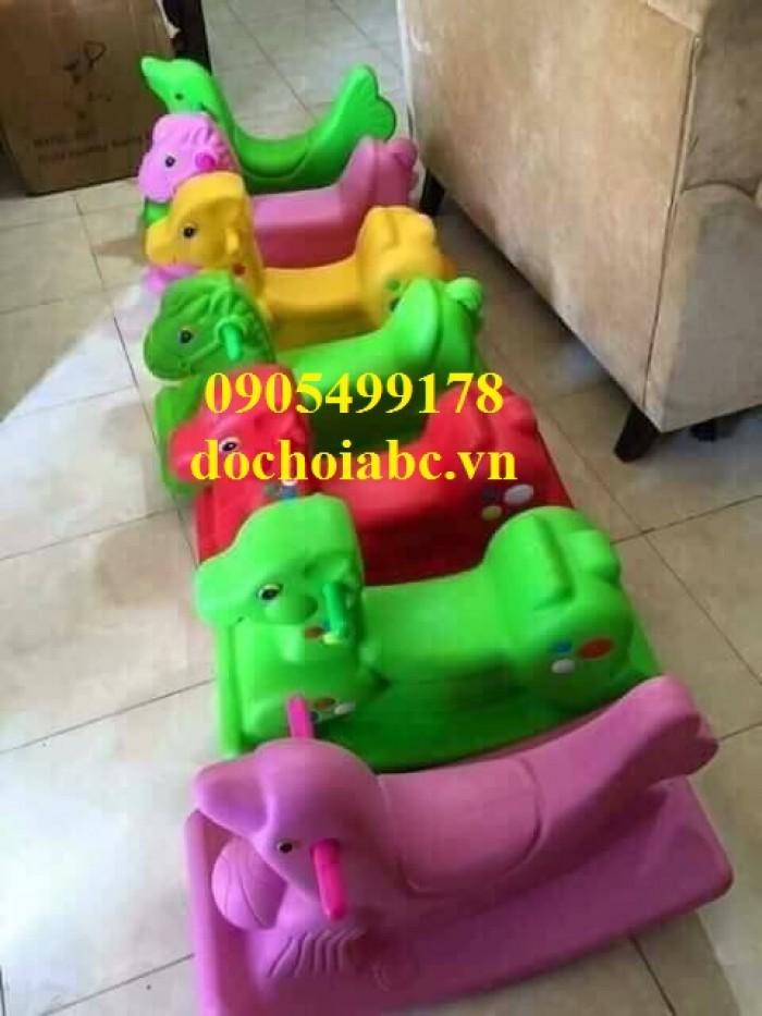 đồ chơi trẻ em, bập bênh mầm non giá rẻ chất lượng cao9