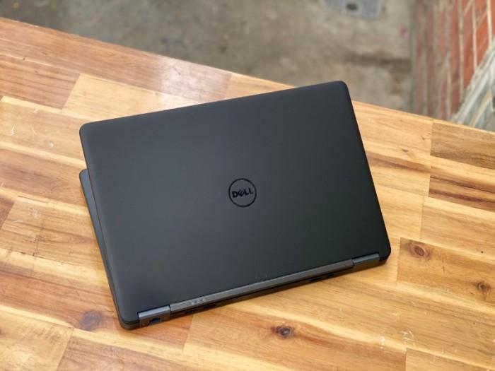 Laptop Dell Latitude E7250 12in, i5 5300U 8G SSD256G Đèn phím Pin khủng giá r2