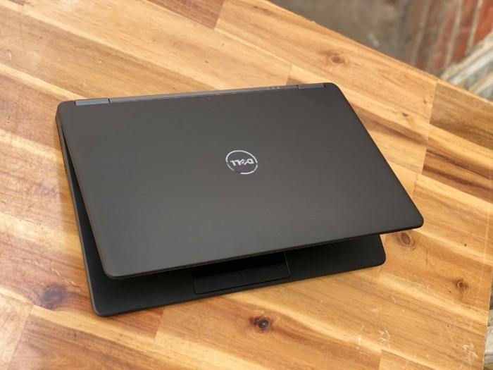 Laptop Dell Latitude E7250 12in, i5 5300U 8G SSD256G Đèn phím Pin khủng giá r0