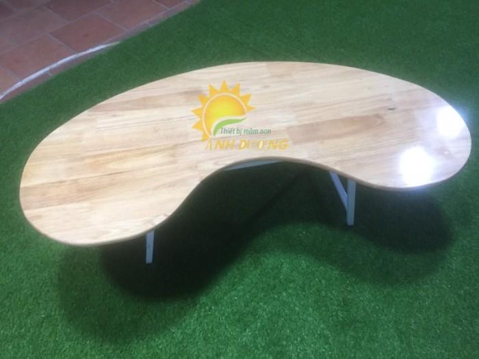 Cung cấp bàn và ghế gỗ mầm non giá rẻ, uy tín, chất lượng nhất1