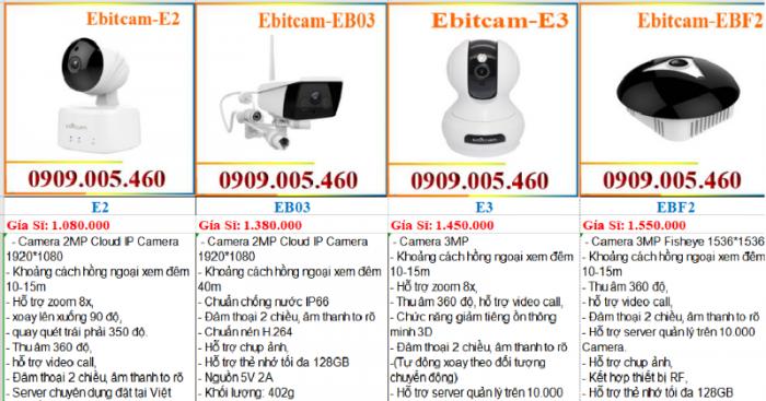 Gói camera ebitcam wifi quay xoay có ghi âm0