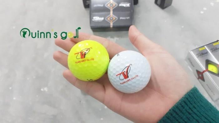 Bóng Golf In Logo Chất Lượng Cao Nhận Diện Thương Hiệu4
