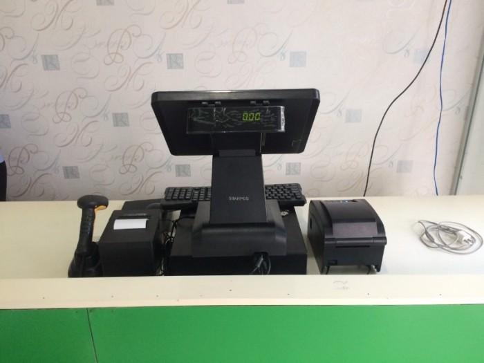 Cung cấp trọn bộ máy tính tiền giá rẻ cho shop Balo tại BMT1