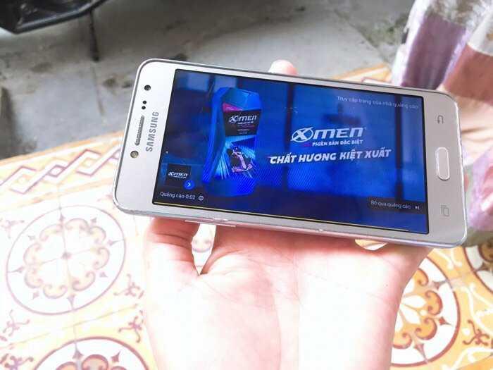 Điện thoại Samsung j5 20162