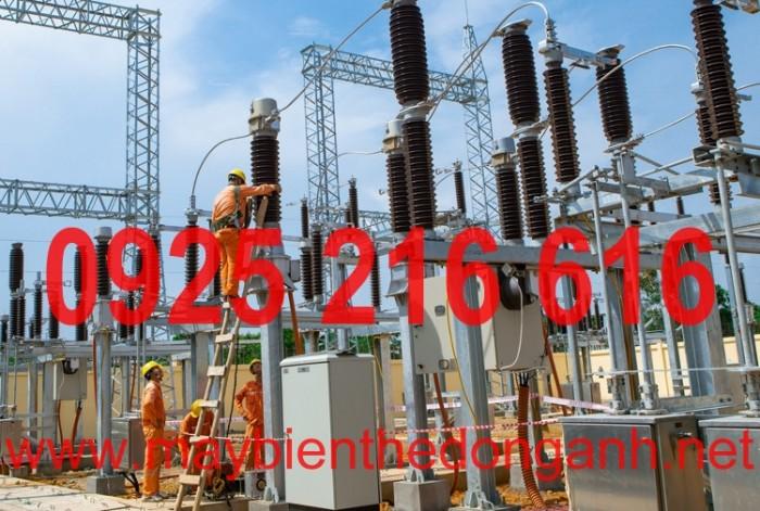 Máy biến áp 630kVA-35/0,4kV3
