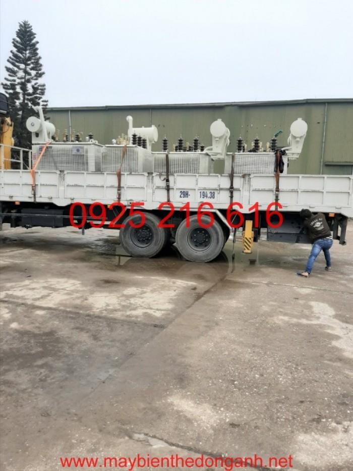 Máy biến áp 630kVA-35/0,4kV6
