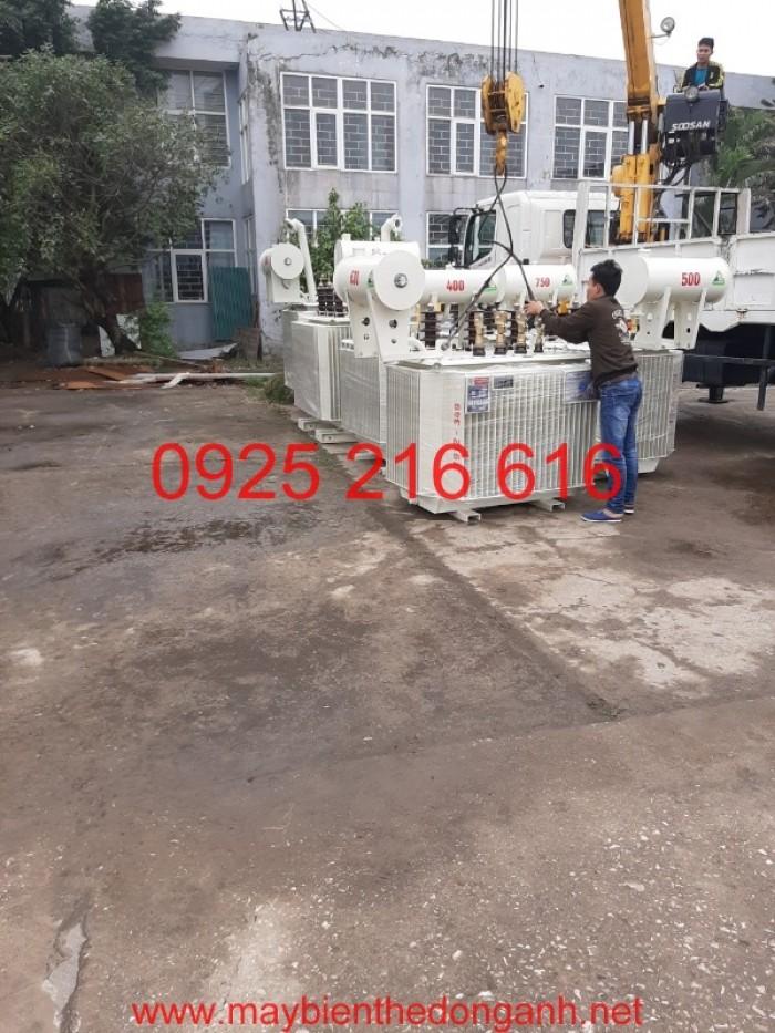 Máy biến áp 630kVA-35/0,4kV9