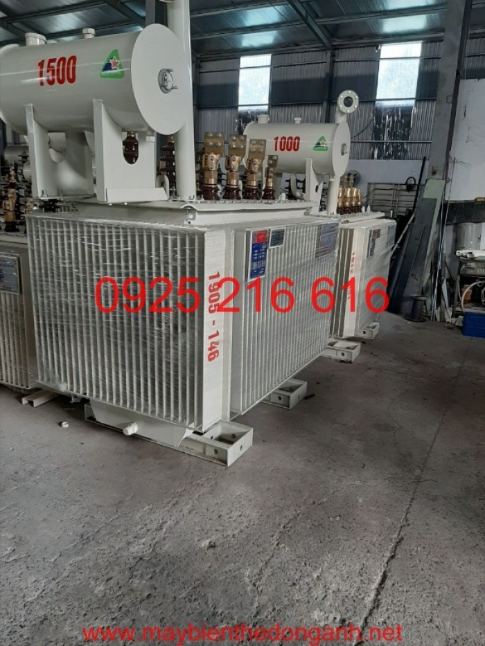 Máy biến áp 750kVA-35/0,4kV8